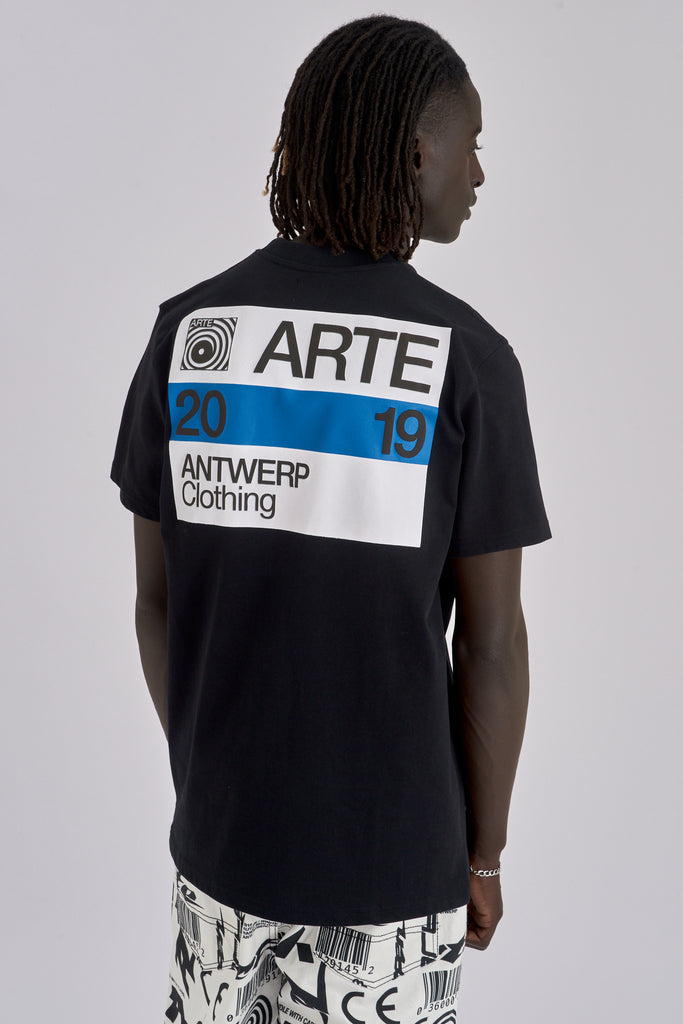 Tyler 2019 Black T-shirt - Arte Antwerp