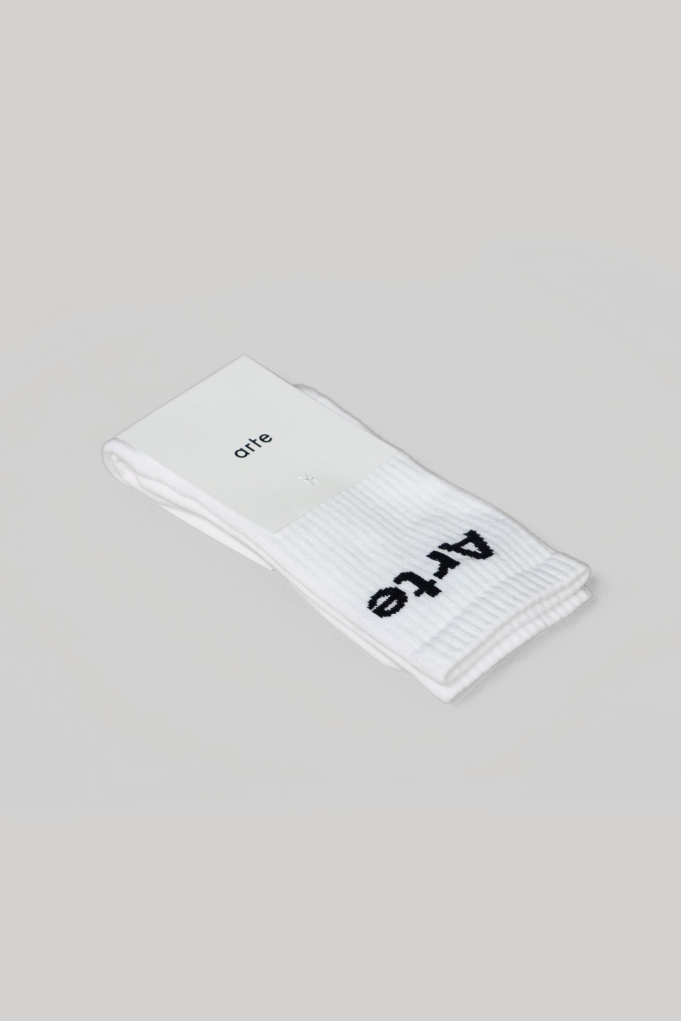 Small Arte Socks White - Arte Antwerp