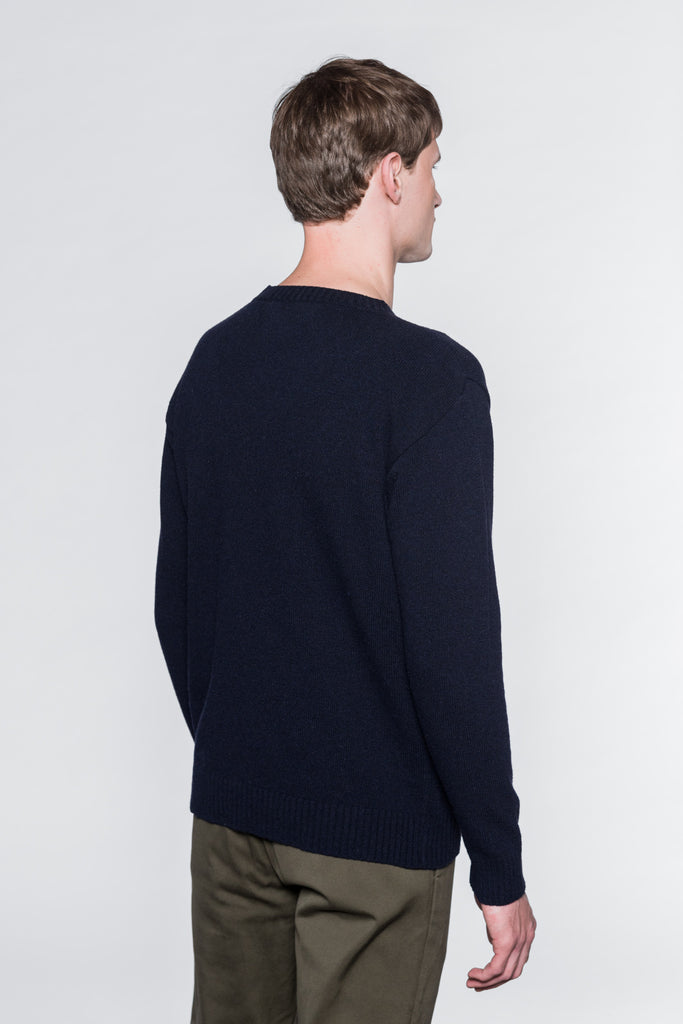 Silvain Knit Navy