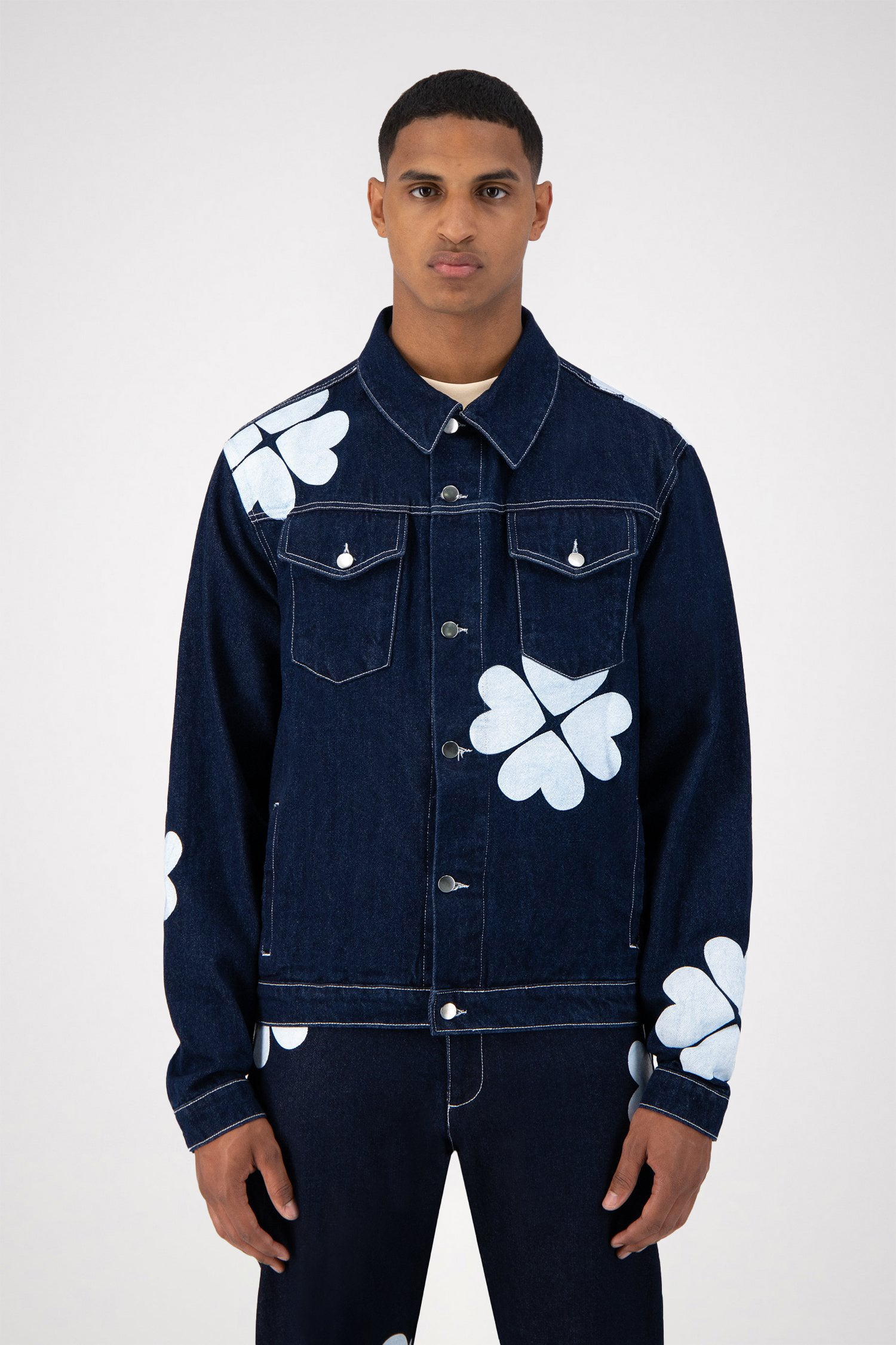Josh Denim Trevo Jacket - Blue