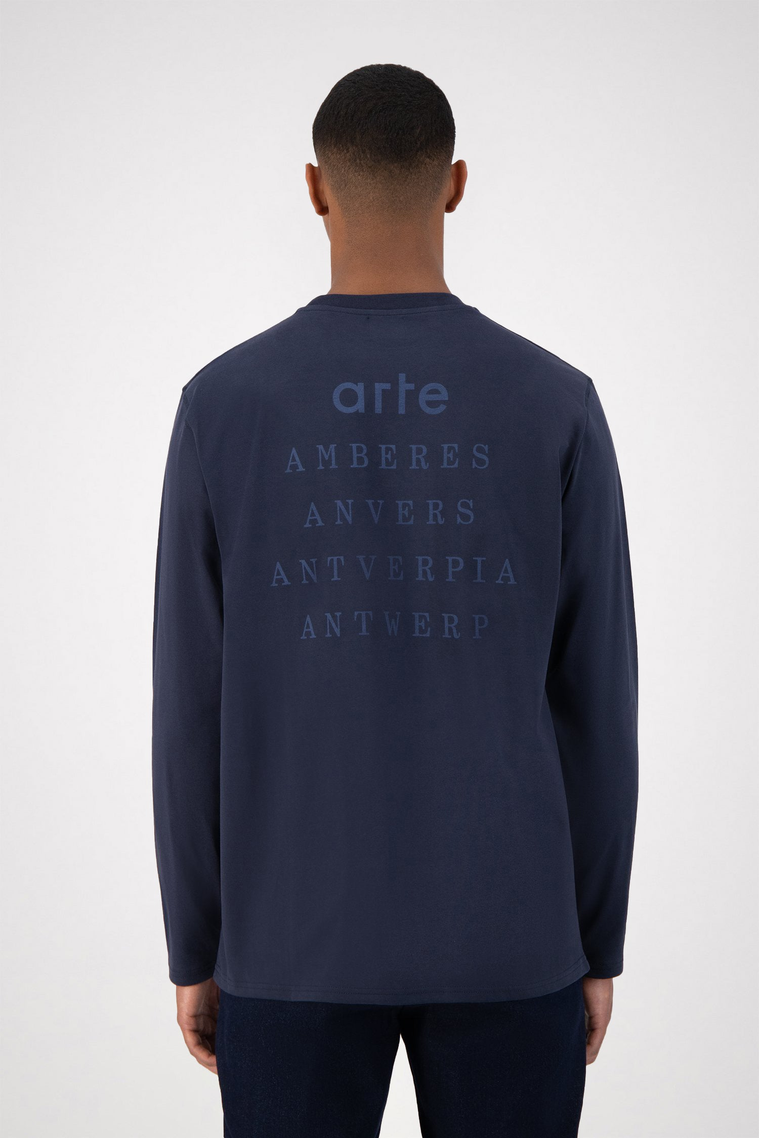 Lenny Antwerp Long Sleeve - Blue