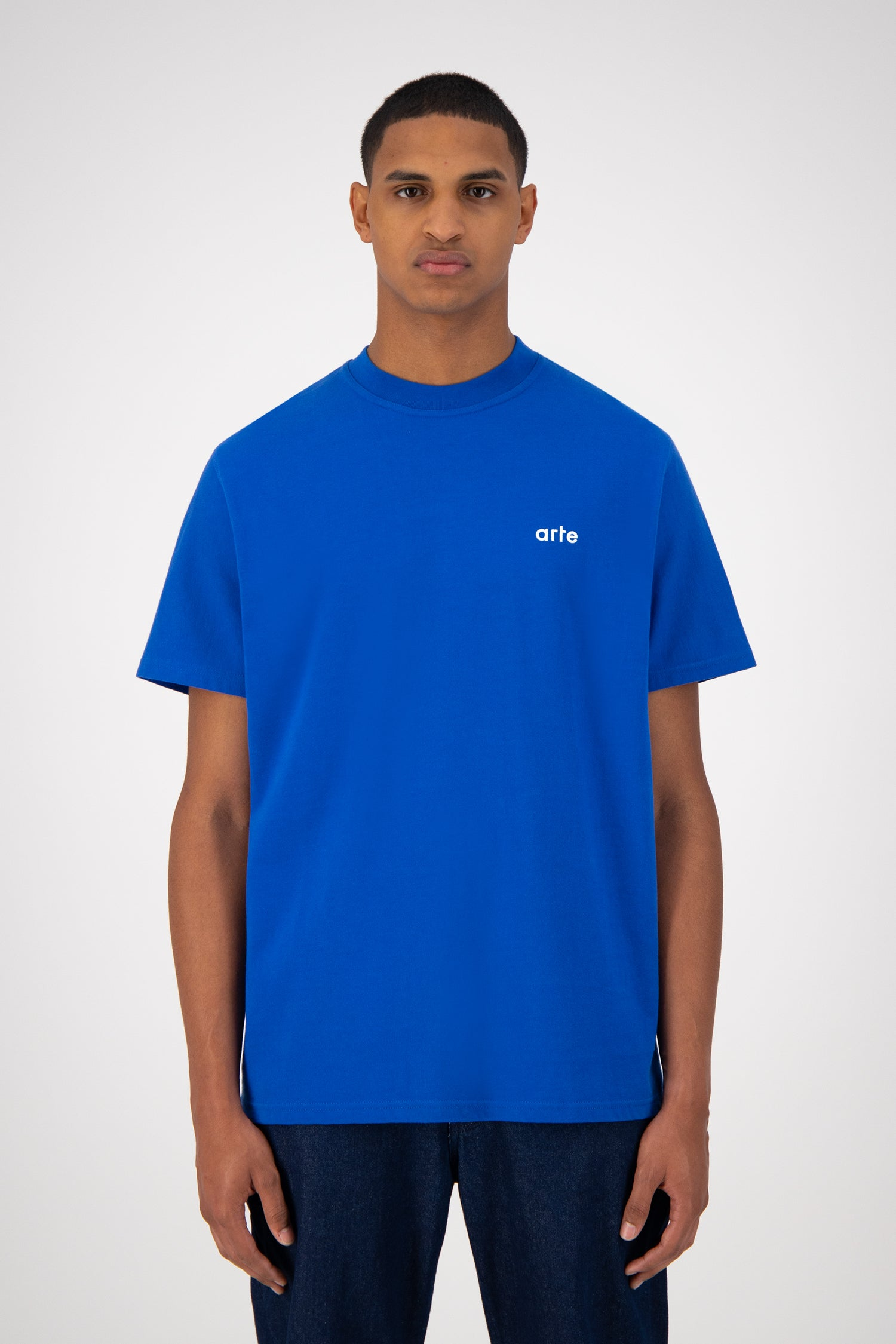 Toby T-shirt - Royal Blue