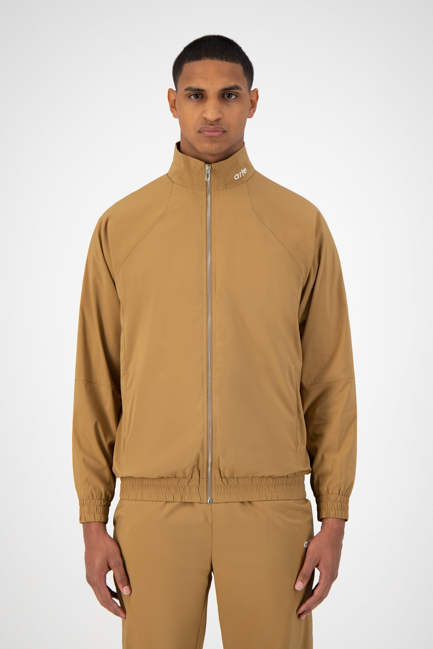 Jordan Tracktop - Brown
