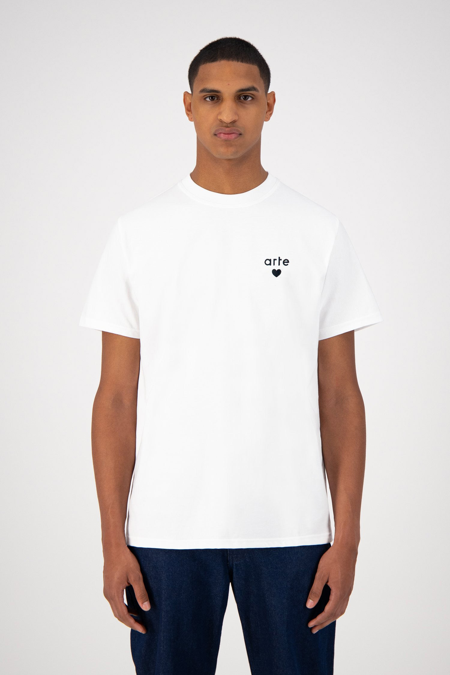Thomas Heart T-shirt - White