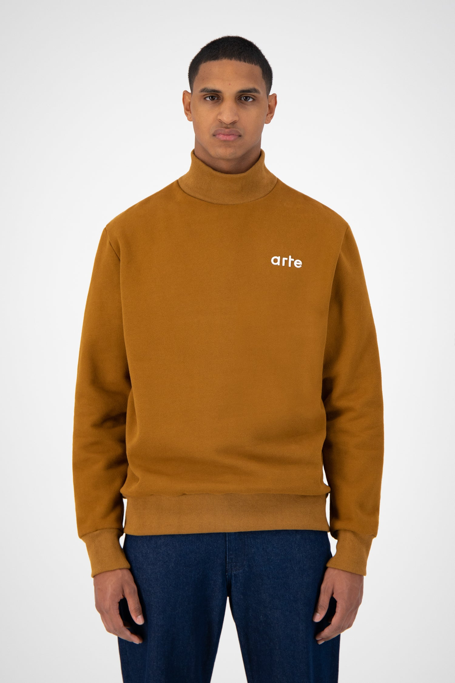 Carter Sweater - Brown