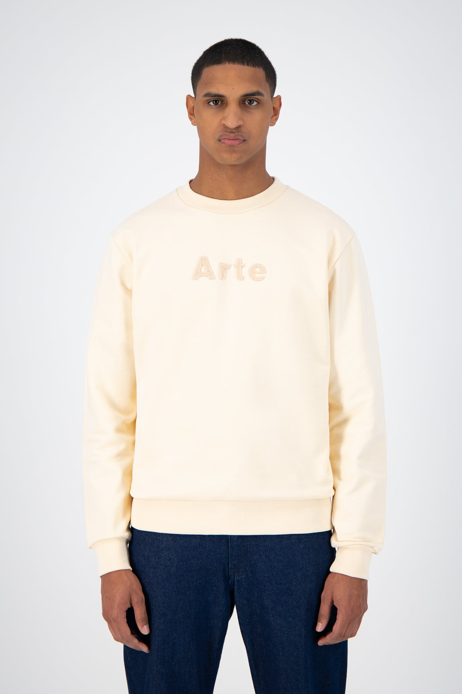 Chris Sweater - Cream