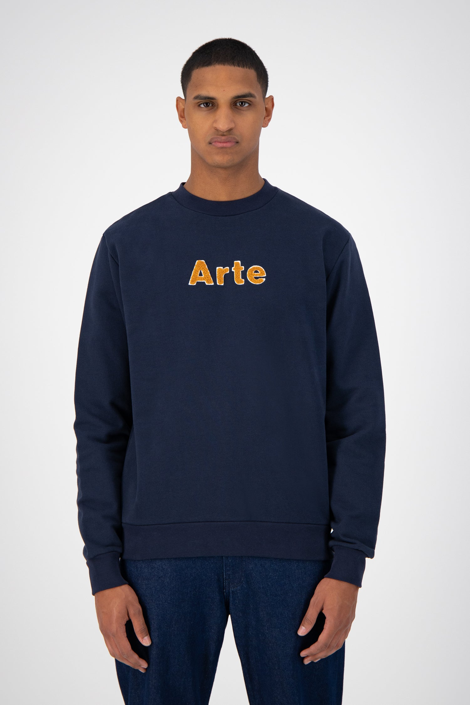 Chris Sweater - Navy