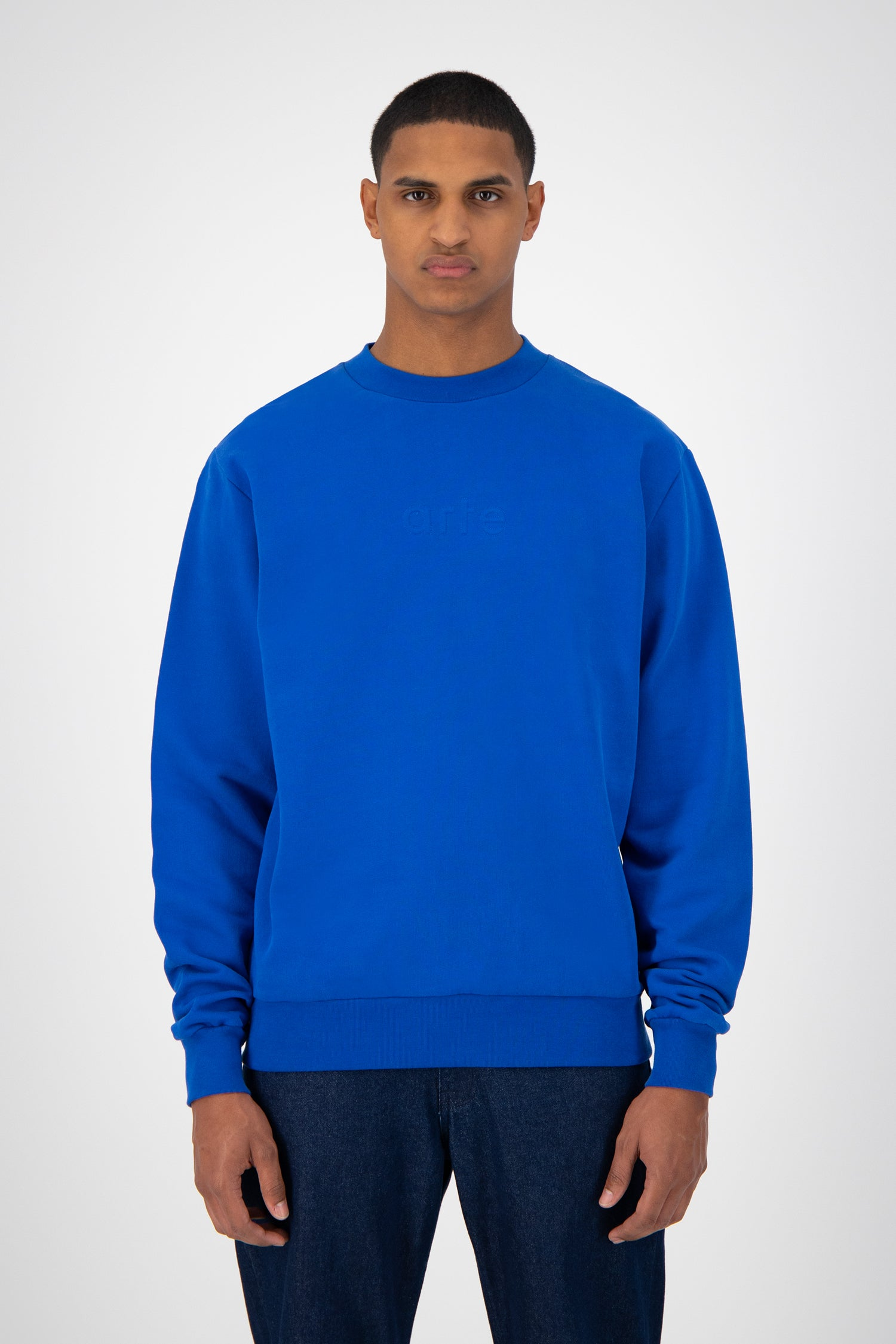 Chuck Sweater - Royal Blue