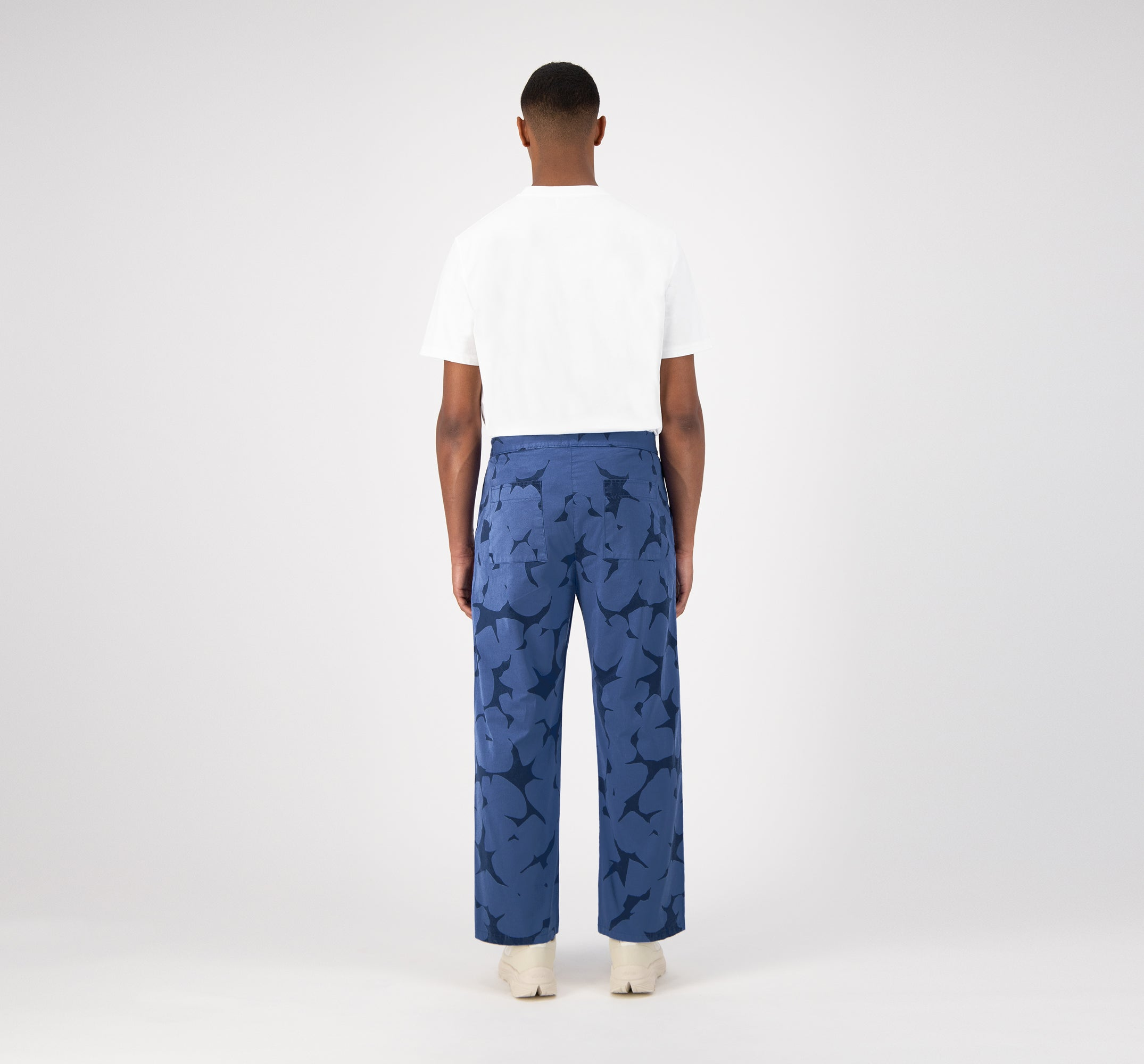 Porter Multi Pants - Blue/Navy