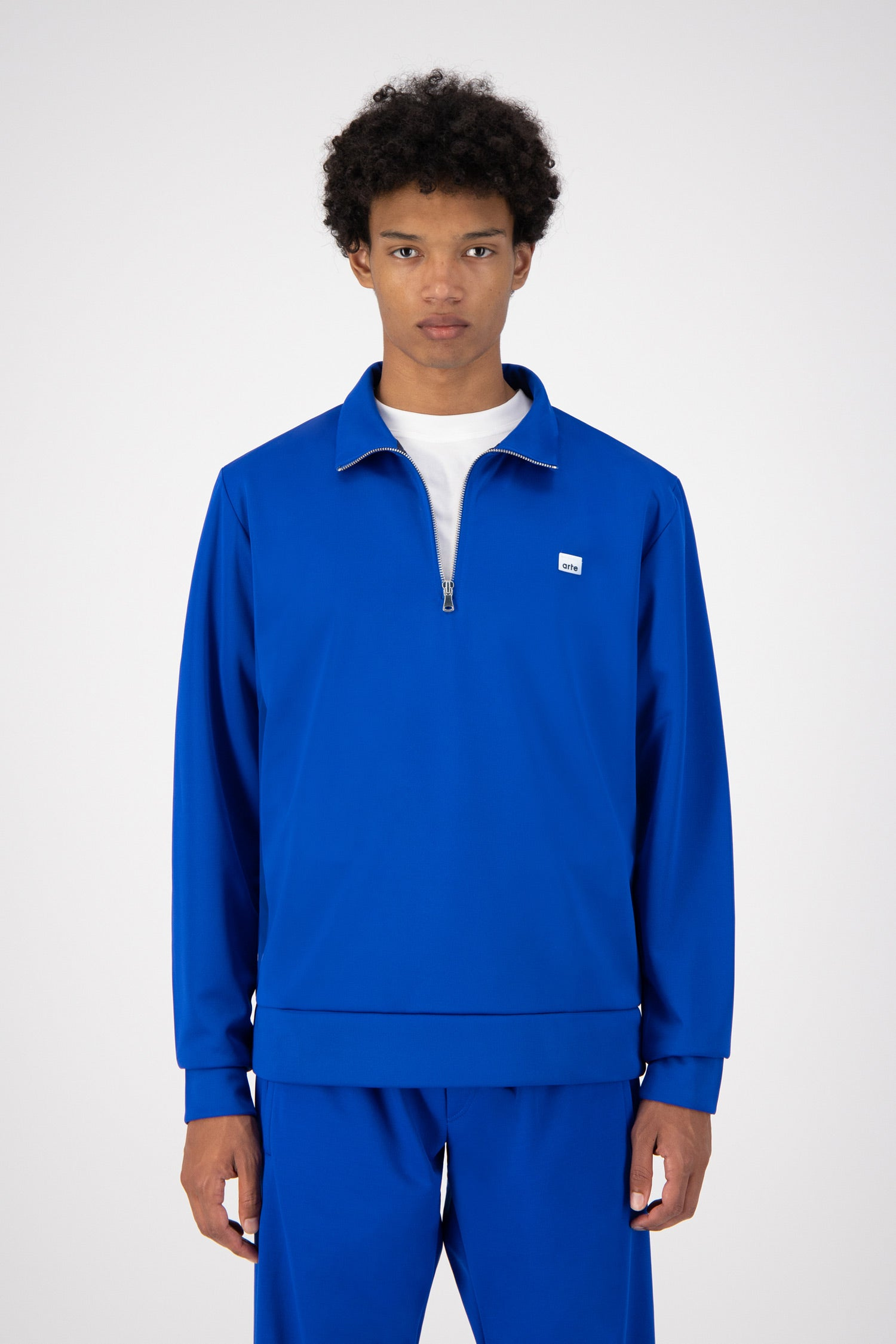 Jasper Track Top - Royal Blue