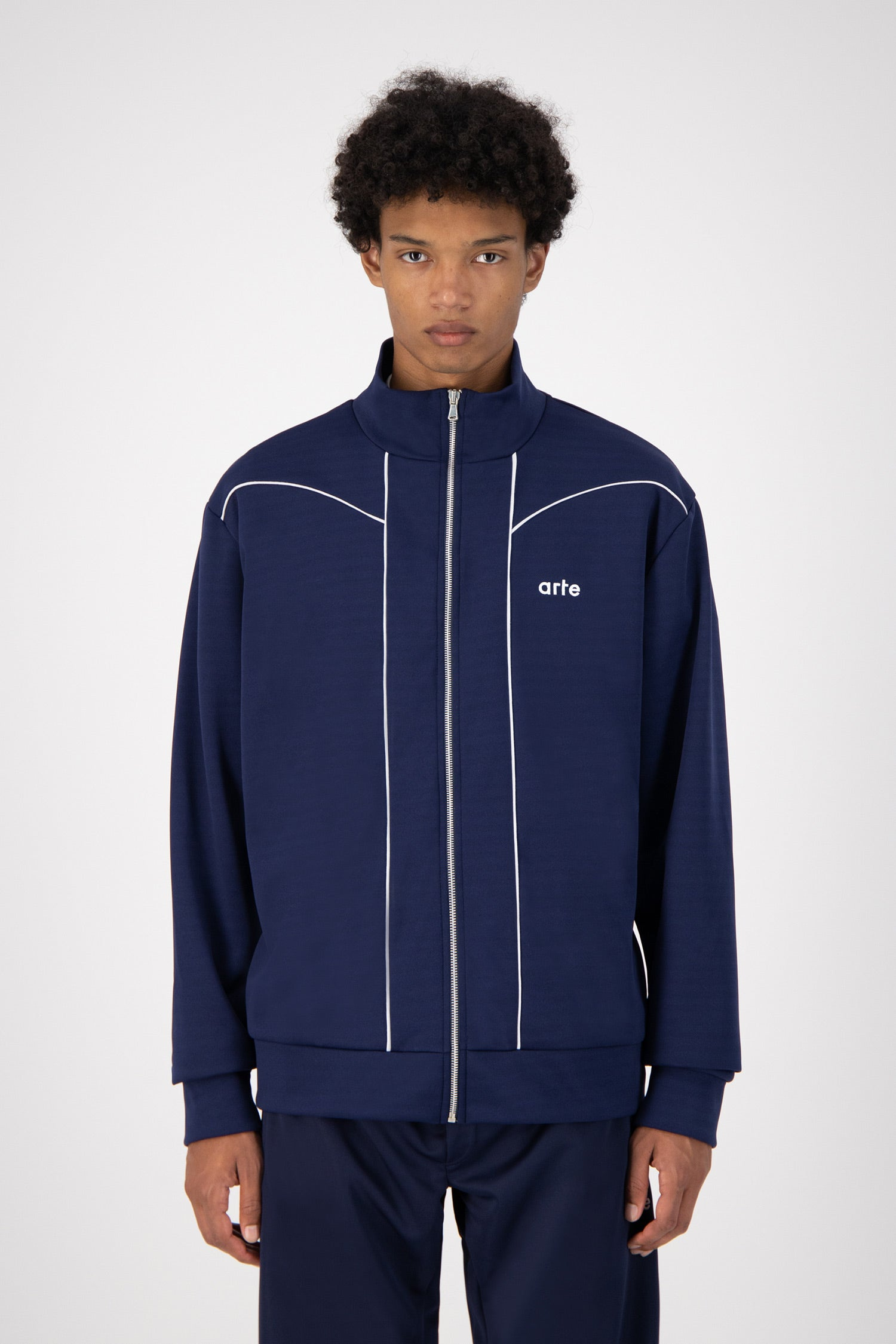 Jeremy Jacket - Navy