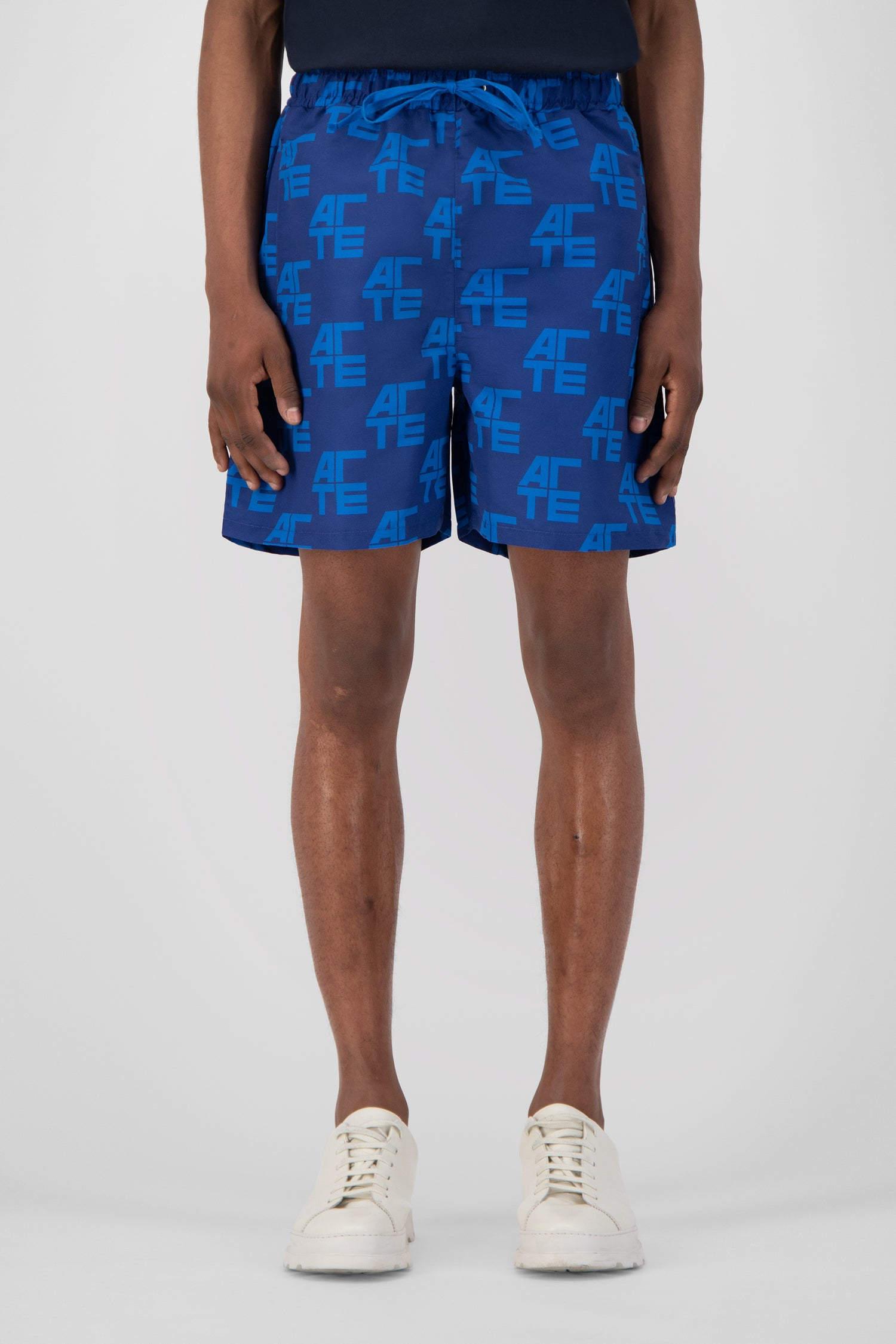 Stan Shorts - Navy/Blue