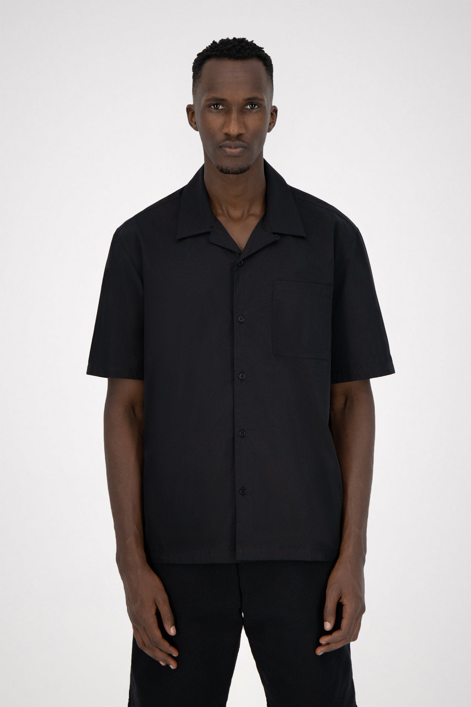Scotti Shirt - Black