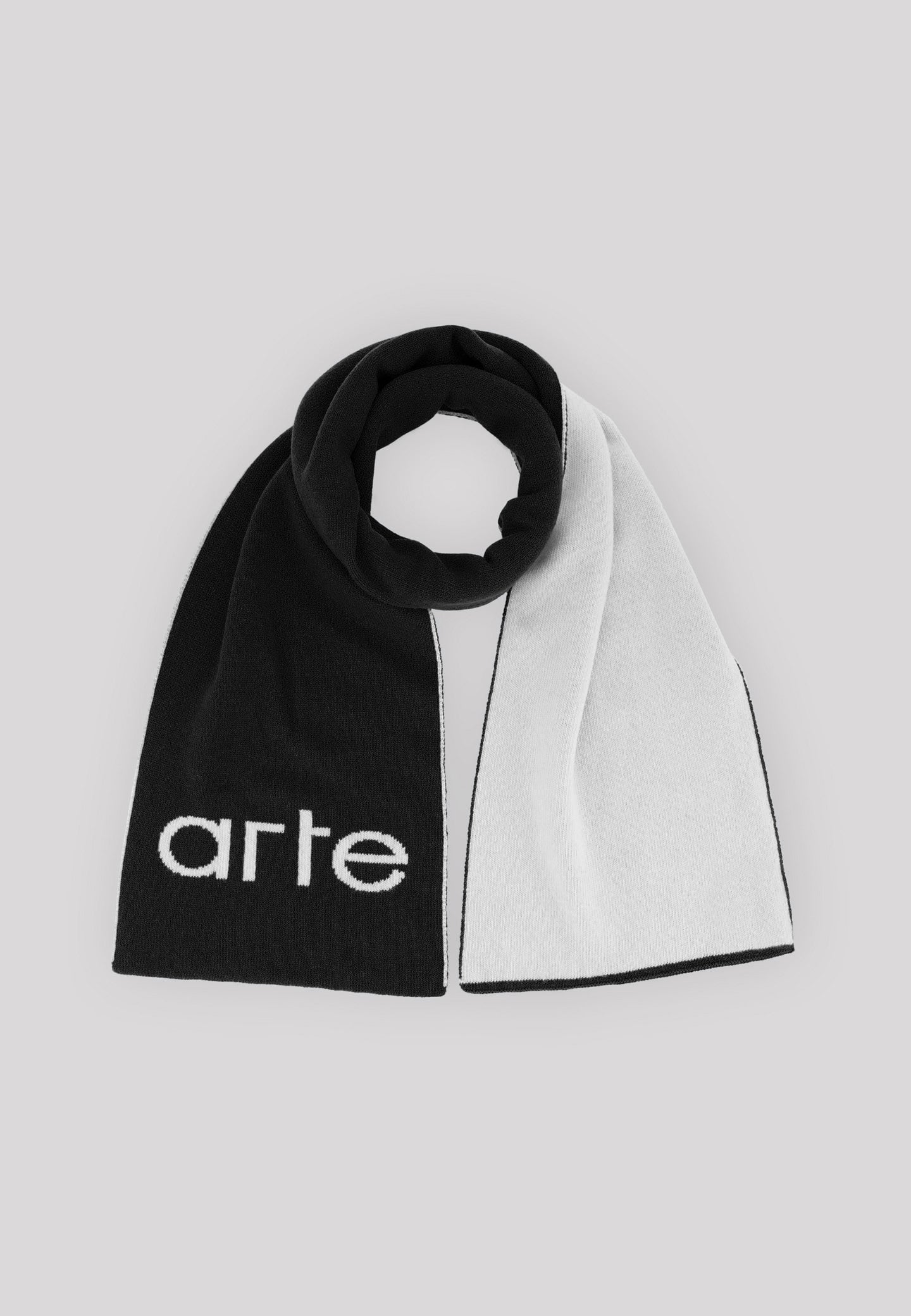 Alex Antwerp Scarf - Black