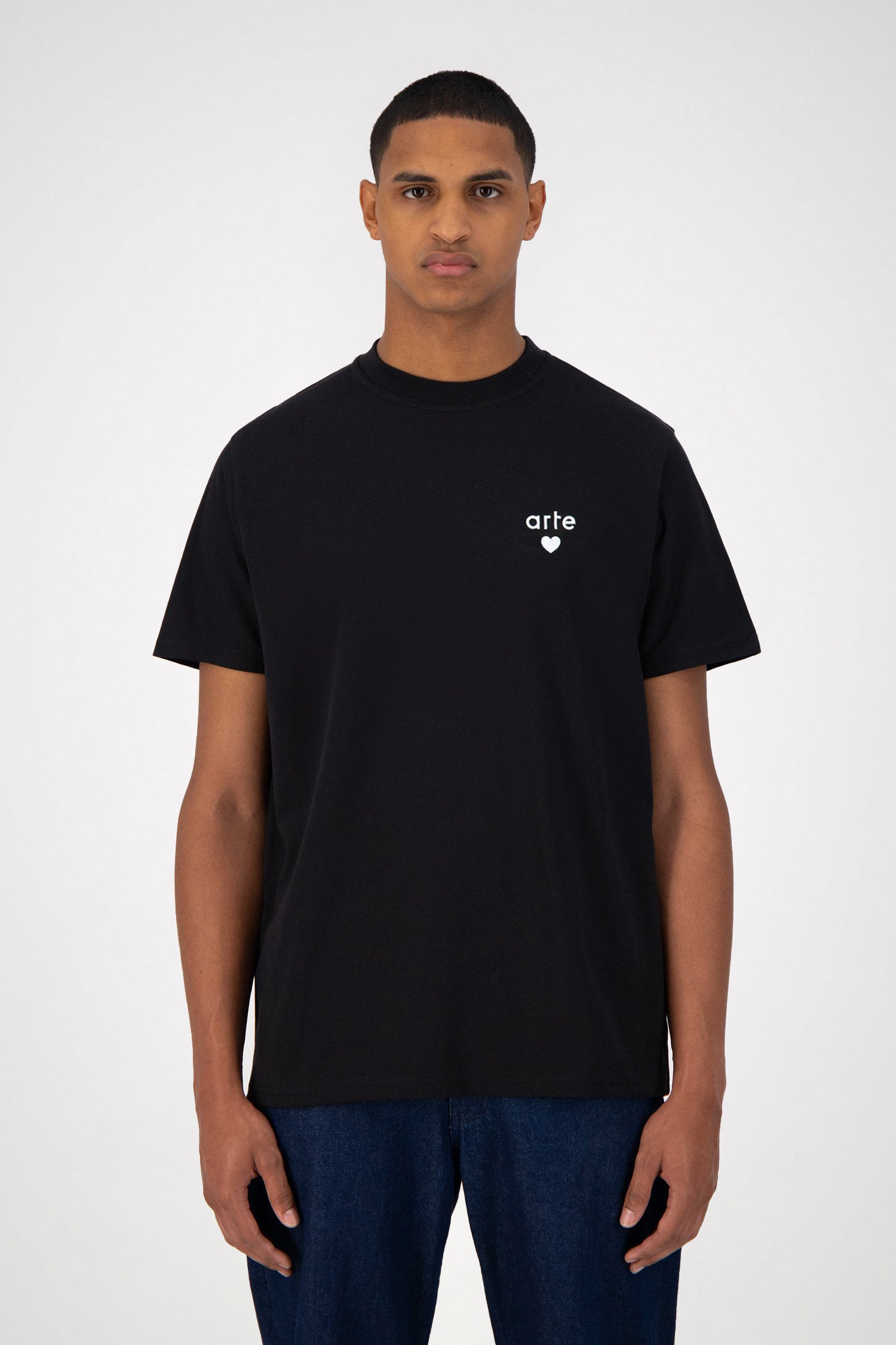 Thomas Heart T-shirt - Black