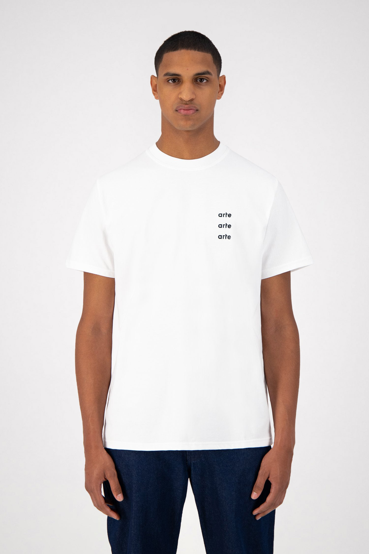 Toby Multi Logo T-shirt - White