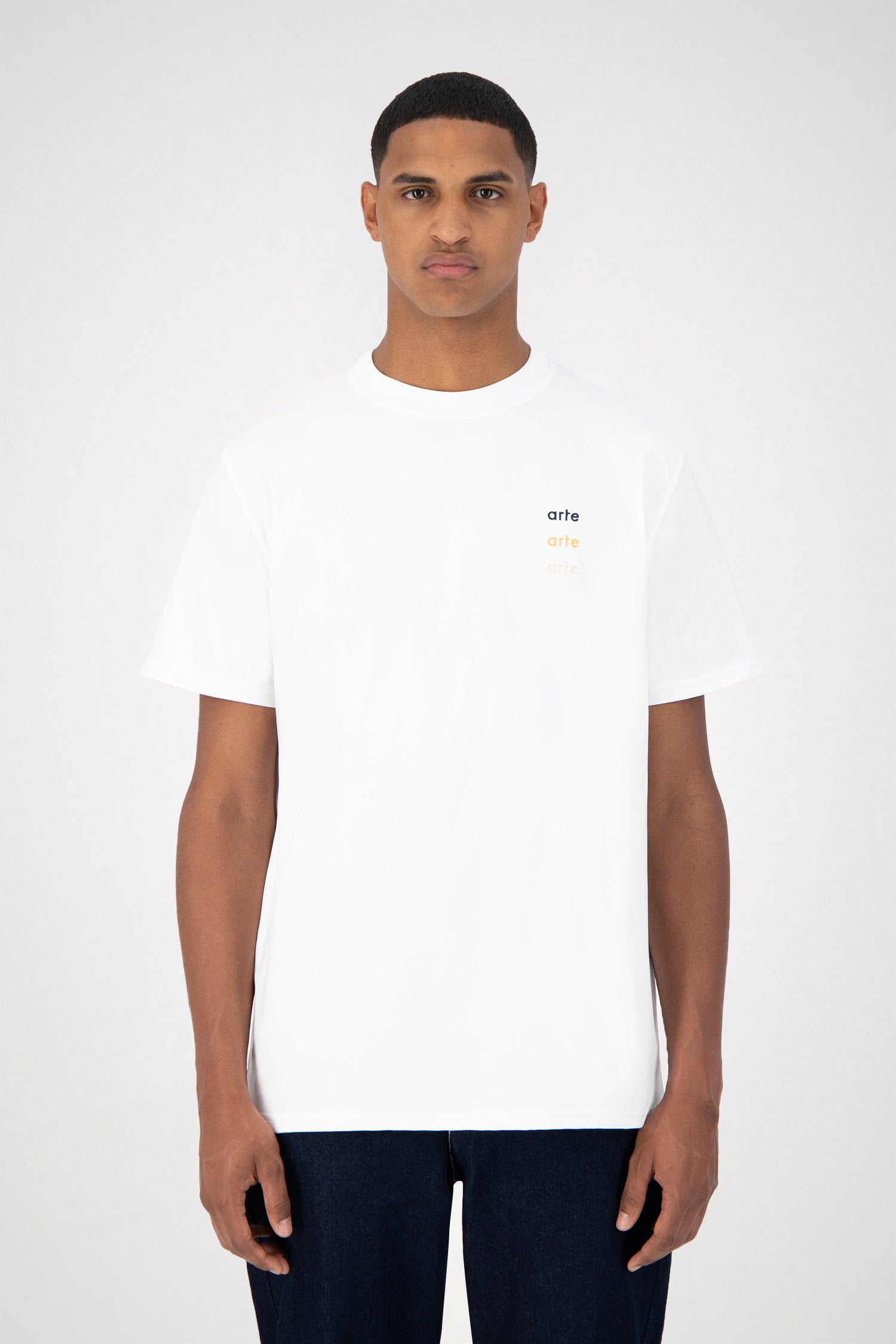 Tomi Multi Logo T-shirt - White