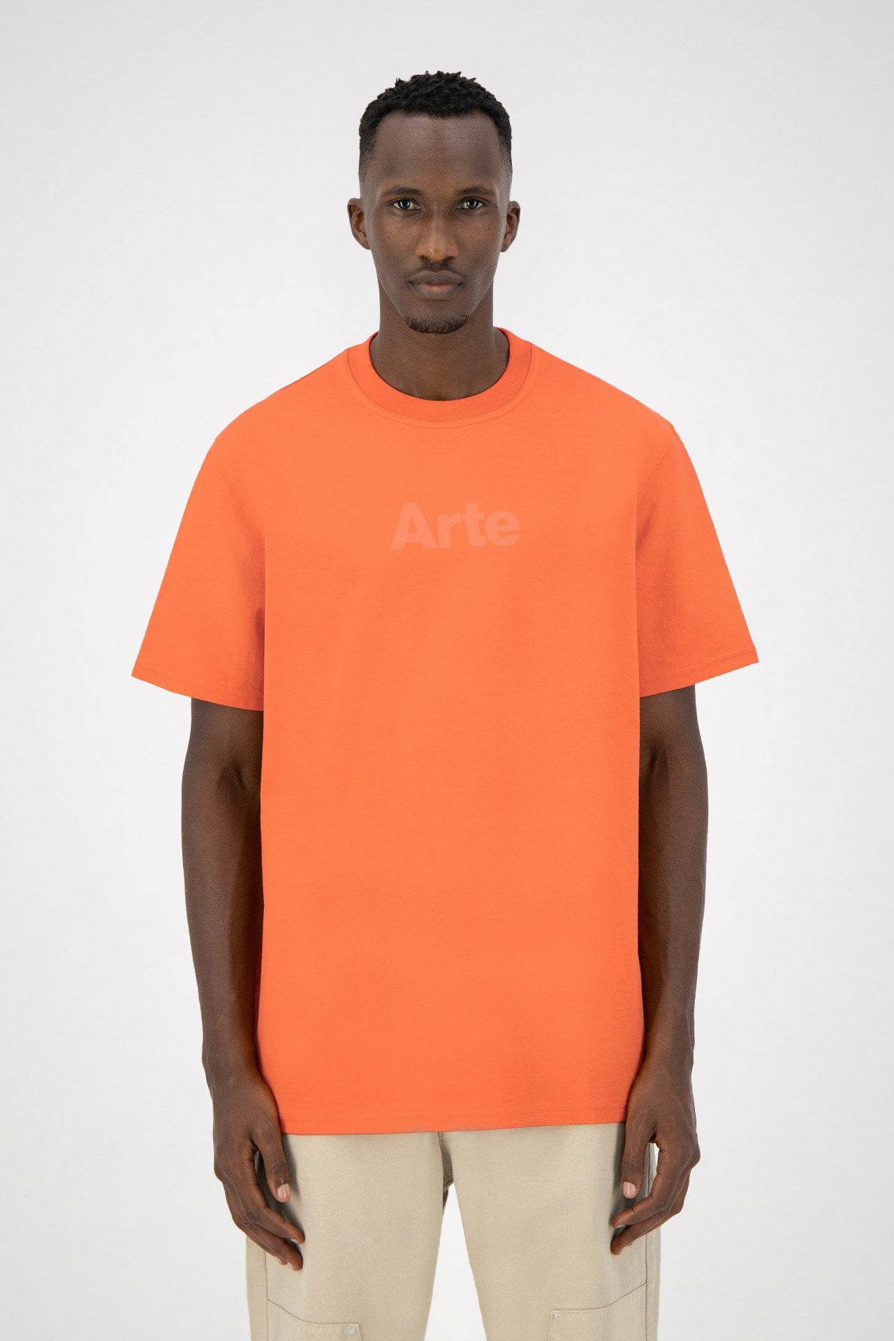 Tomi Tonal T-shirt - Orange