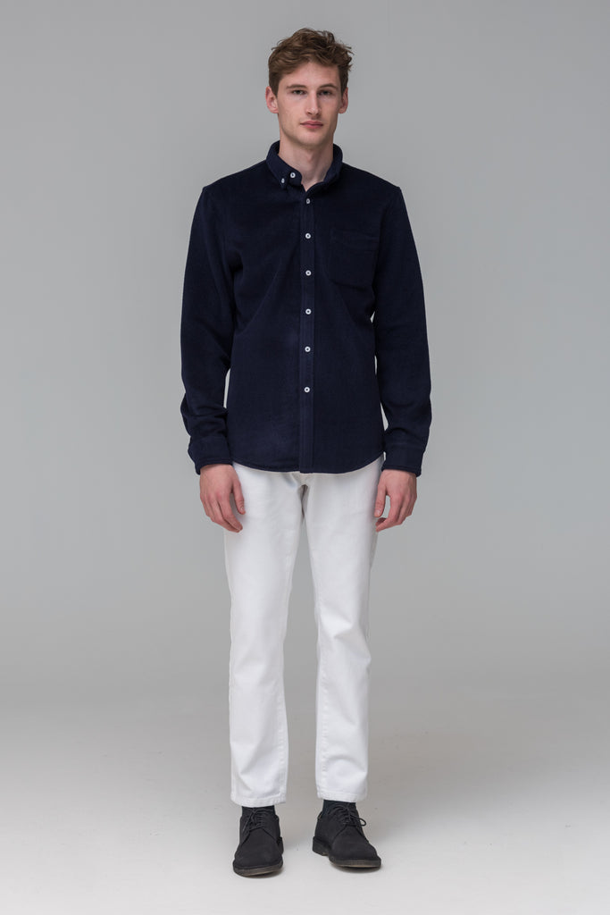 Bastien Shirt Navy