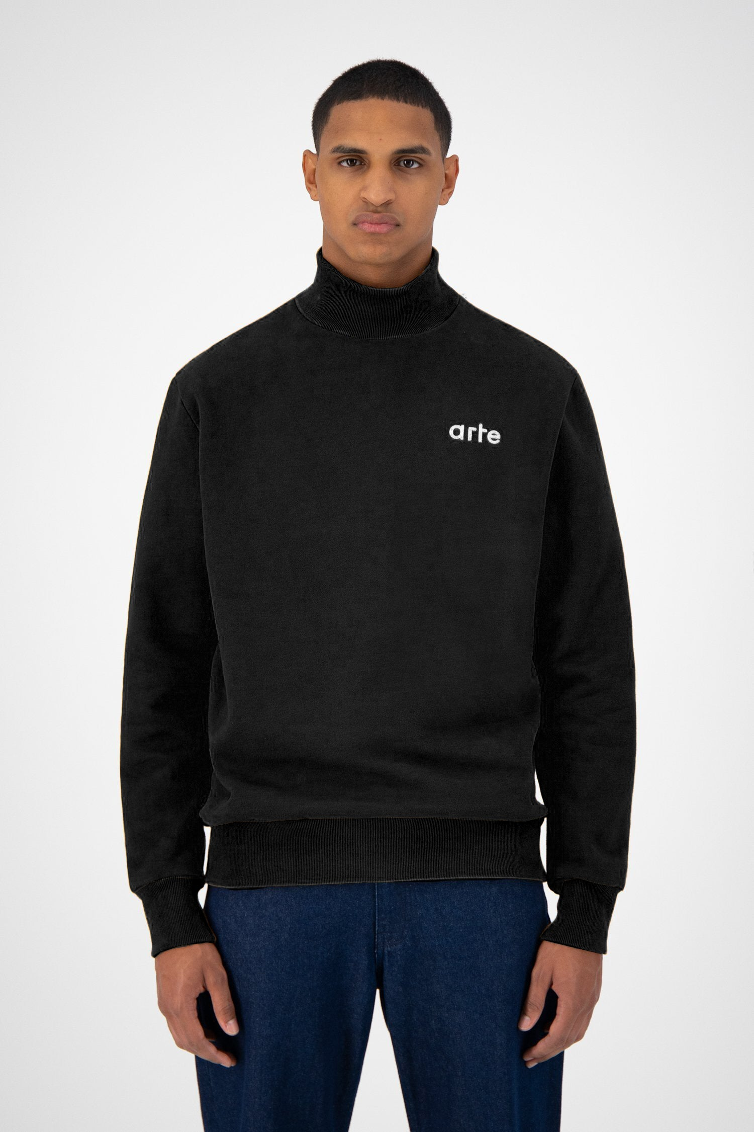Carter Sweater - Black