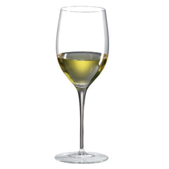 R.Croft Chardonnay Glass (Set of 4) with Free Microfiber Cleaning Cloth