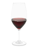 Invisibles New World Cabernet/Syrah Glass (Set of 4) with Free Microfiber Cleaning Cloth