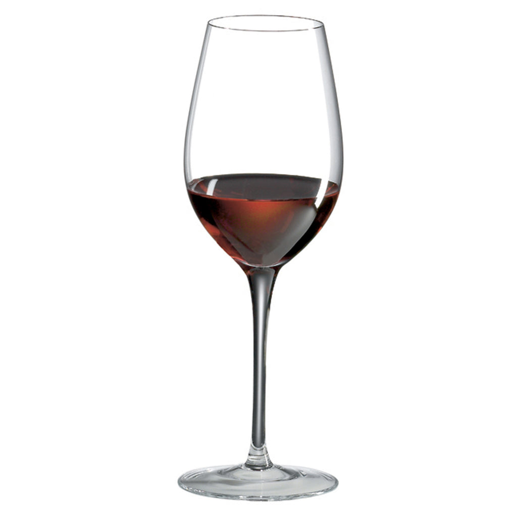Invisibles Chianti/Riesling Glass (Set of 4) with Free Microfiber Cleaning Cloth