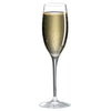 Invisibles Vintage Cuvée Champagne Flute (Set of 8) with Free Microfiber Cleaning Cloth