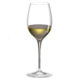 Invisibles Chardonnay/Sauvignon Blanc Glass (Set of 4) with Free Microfiber Cleaning Cloth