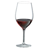Invisibles Bordeaux/Cabernet Glass (Set of 4) with Free Microfiber Cleaning Cloth