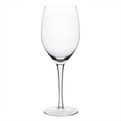 Amplifier Barrique White Wine Glass (Set of 4) with Free Microfiber Cleaning Cloth