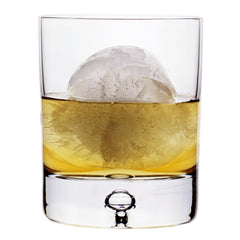 Cognac/Single Malt Scotch Snifter Glass (Set of 4) with Free Microfiber Cleaning Cloth