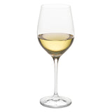 Vintner's Choice Chardonnay Glass (Set of 4) with Free Microfiber Cleaning Cloth