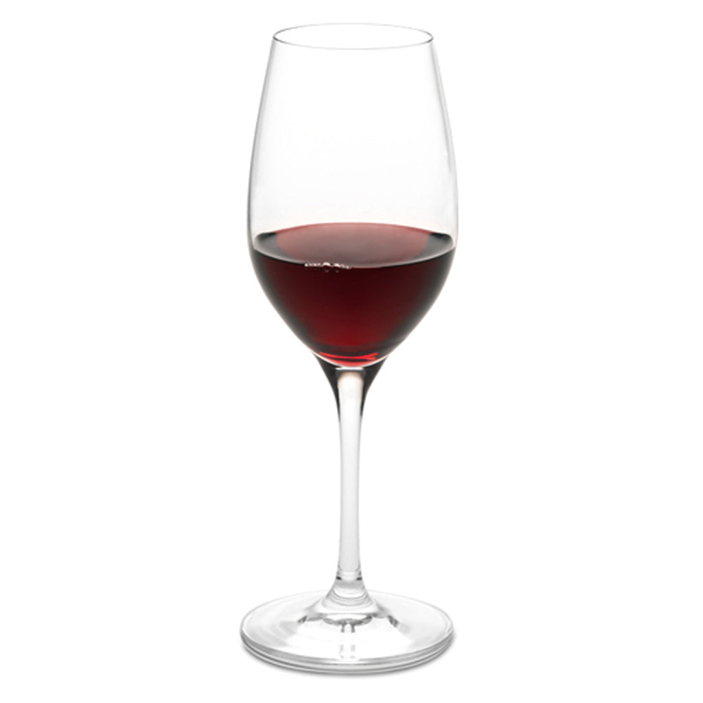 Vintner's Choice Chianti Classico/Riesling Glass (Set of 4) with Free Microfiber Cleaning Cloth