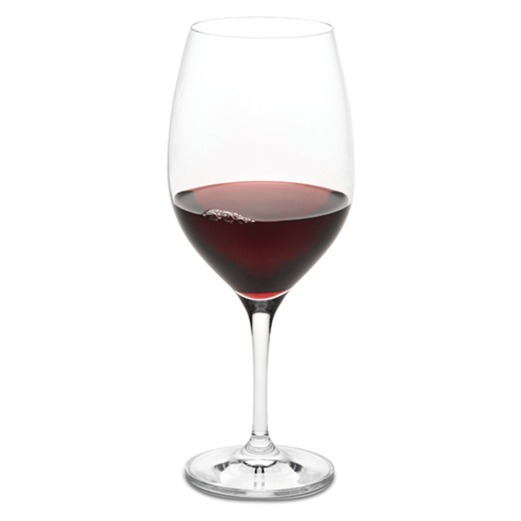Vintner's Choice Bordeaux/Cabernet Glass (Set of 4) with Free Microfiber Cleaning Cloth