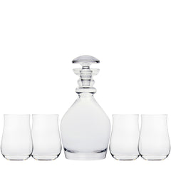 Wellington Decanter with Free Luxury Satin Decanter and Stopper Bags