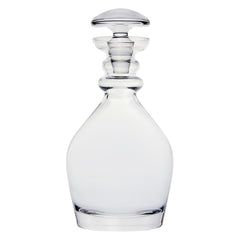 Omega Decanter with Free Luxury Satin Decanter and Stopper Bags