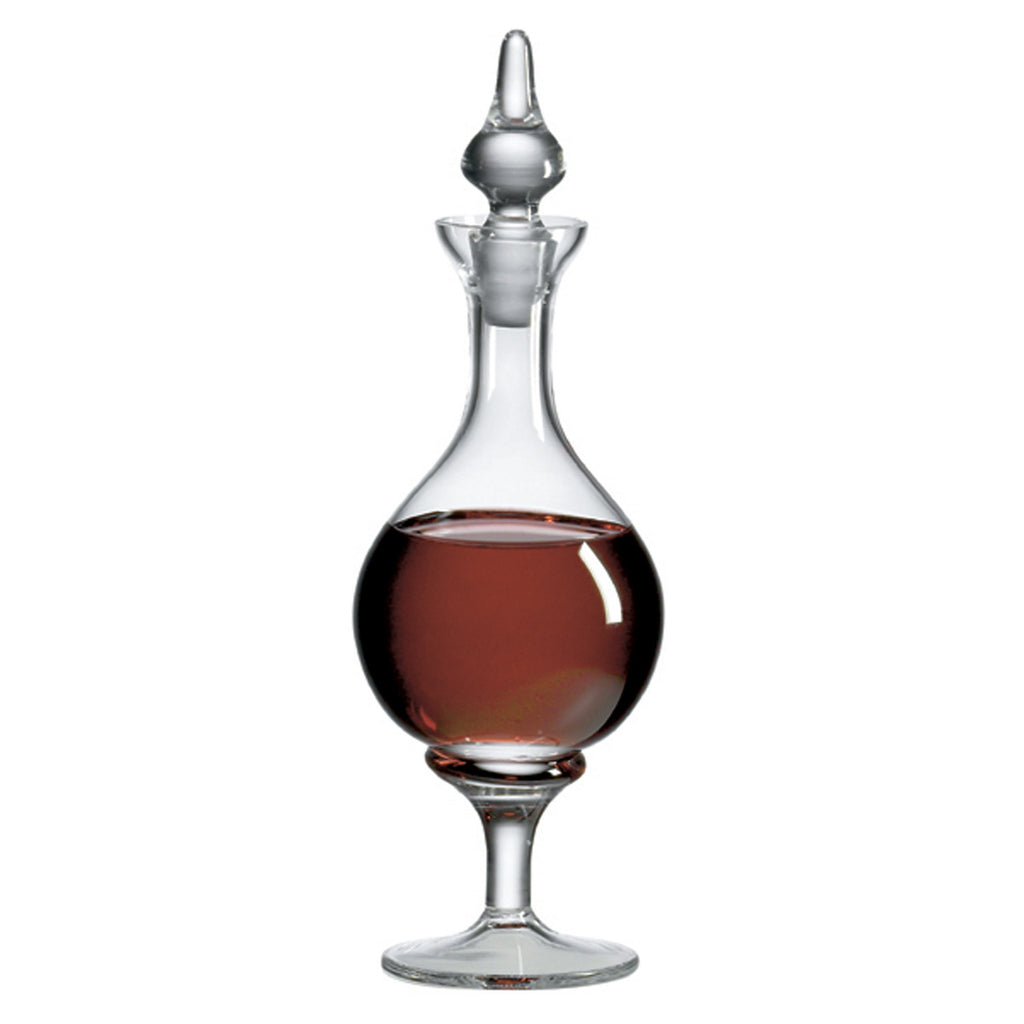 Taj Mahal Decanter with Free Luxury Satin Decanter and Stopper Bags