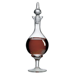 Vintner's Choice Decanter with Free Luxury Satin Decanter and Stopper Bags