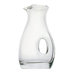 Larchmont Decanter with Free Luxury Satin Decanter and Stopper Bags