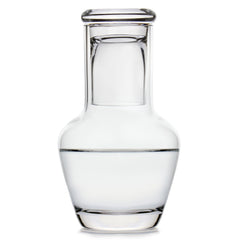 Restaurant Bordeaux Decanter with Free Microfiber Cleaning Cloth