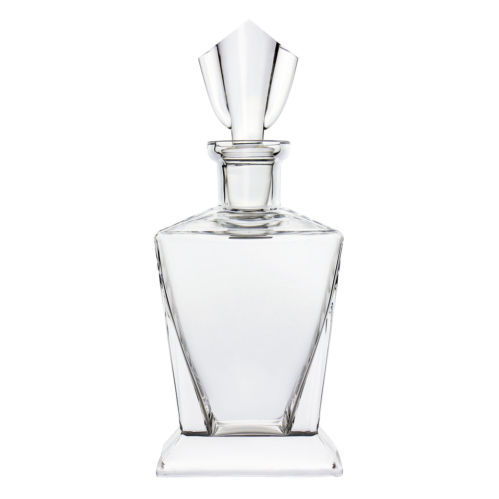 Bishop Decanter with Free Luxury Satin Decanter and Stopper Bags
