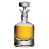 Buckingham Scotch Decanter Gift Set with Free Luxury Satin Decanter and Stopper Bags and Microfiber Cleaning Cloth