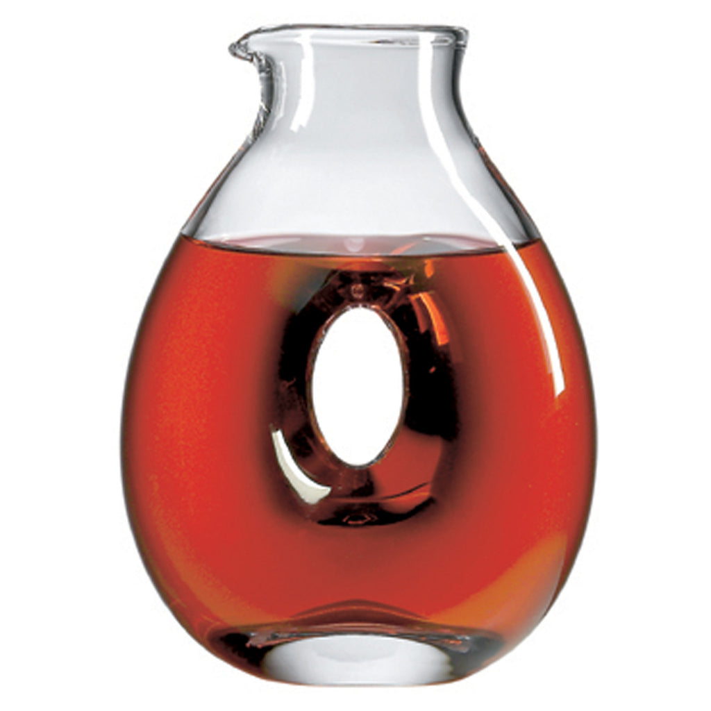 Torus Decanter with Free Luxury Satin Decanter Bag