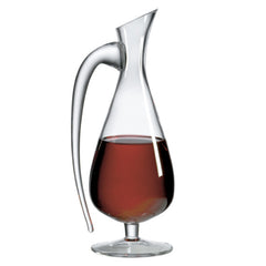 Kensington Decanter with Free Luxury Satin Decanter and Stopper Bags