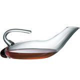 Duck Decanter, Clear, with Free Luxury Satin Decanter Bag
