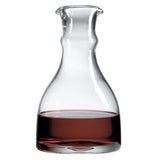 Barrell Decanter Gift Set (5 Pieces) with Free Luxury Satin Decanter and Stopper Bags and Microfiber Cleaning Cloth