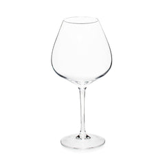 Invisibles Chardonnay Grand Cru Glass (Set of 4) with Free Microfiber Cleaning Cloth