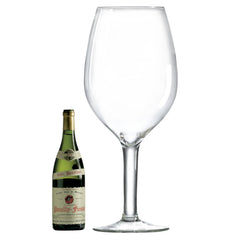 Tear Drop Wine Saver with Free Microfiber Cleaning Cloth