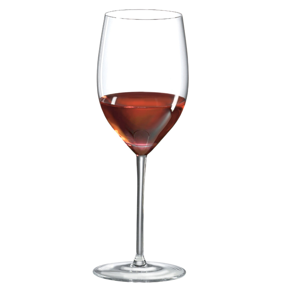 Classics Chardonnay/Mature Bordeaux Glass (Set of 4) with Free Microfiber Cleaning Cloth